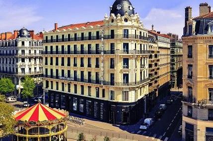 Hôtel Carlton MGallery de Lyon