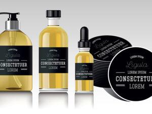 Cosmétiques aux huiles essentielles