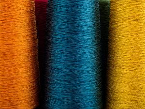 Bobines de fils pour textiles techniques
