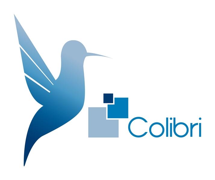 Logo de la solution Colibri APS, logiciel de prévisions des ventes