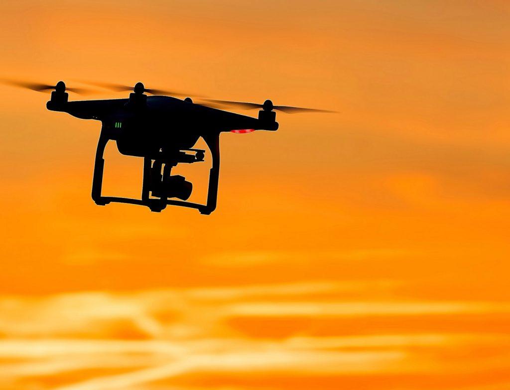 Inventaires digitalisés par drone
